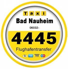 Taxi Bad Nauheim Logo1